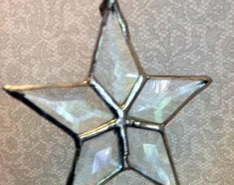 Jewish Star Christmas Tree Topper
