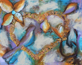 Hope Eternal Original Painting