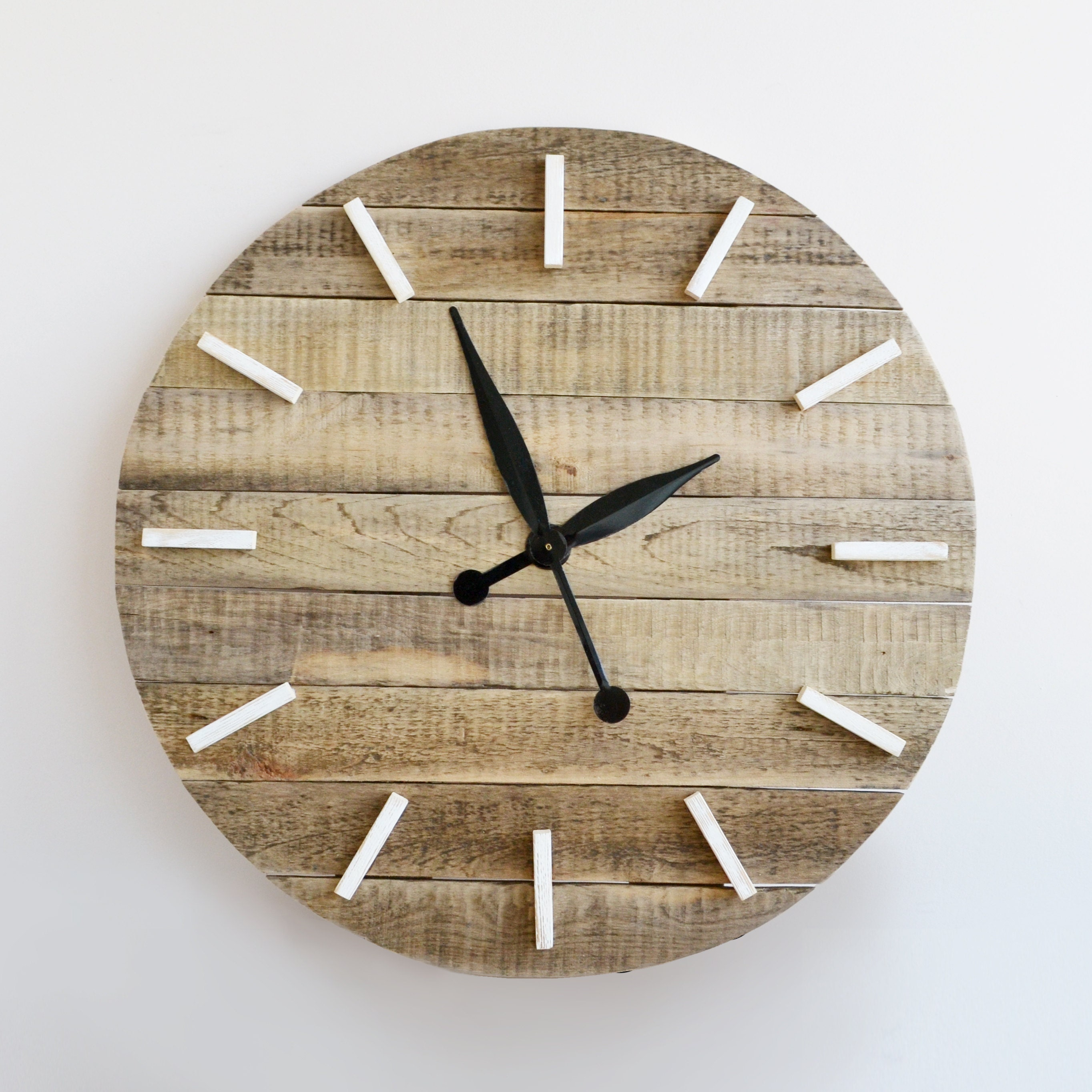 Rustic And Modern Wall Clocks Home Decor By Storiadellorso