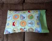Winnie The Pooh Travel Size Pillowcase