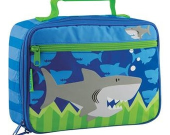 Personalized Stephen Joseph Shark Classic Lunchbox