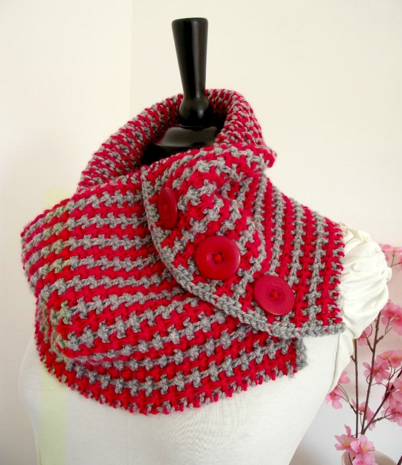 Knitting Patterns Scarves 2 Colors : Chandeliers & Pendant Lights