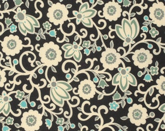 New Bedford by Denyse Schmidt for Free Spirit - Tapestry Floral - PWDS096-SEAXX - 1/2 Yard Cotton Quilt Fabric 516