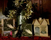 LOVE SPELL BOX Kit ~ spells, magick, witchery, altar, ritual, kit, spellbox, spellwork, box, apothecary, love, witch box house