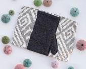 Winter Purses, Glove Clutch, Soft and Warm Mittens in a Handbag, Kawaii Purse, Unique and Original Clutch →GEA←