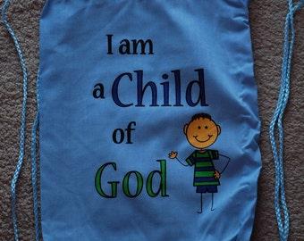 Child of God Backpack