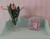Metal frame with cupcake motif