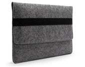 20%OFF!Laptop Case Macbook Sleeve  Case with Black Eslastic Band and Front Pocket for 13'' Macbook Air / Pro 13'' Macbook Retina Pro E2025