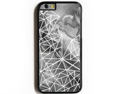 iPhone 6 Case. iPhone 6 Cases. Marble Grey Geometric. Phone Case. iPhone Case. Phone Cases. Case for iPhone 6.
