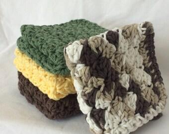 Dishcloth - set of four