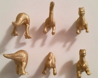 Dinosaur Magnets - Pack of 4