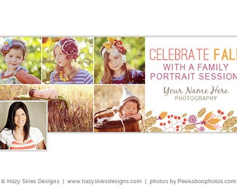 INSTANT DOWNLOAD Facebook Timeline Covers for Photographers - FB164