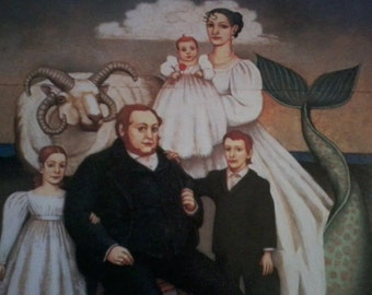 Mermaid Family Portrait