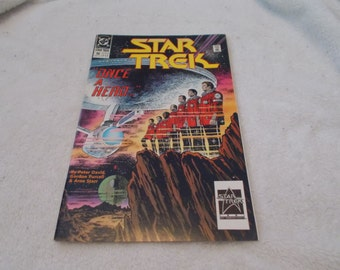 Vintage Comic Book-STAR TREK No 19-May 1991