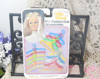 Mini Mod Fashion Doll Hangers in Unopened Package.:)S