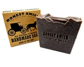Fisherman's Licorice Scrub Soap - All Natural - Honest Amish