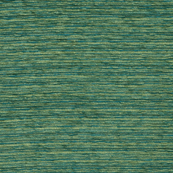 Emerald Green Chenille Upholstery Fabric By The Yard - Chenille upholstery fabric