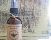 Geranium, Patchouli & Orange Fragrant Body Spray.VEGAN.