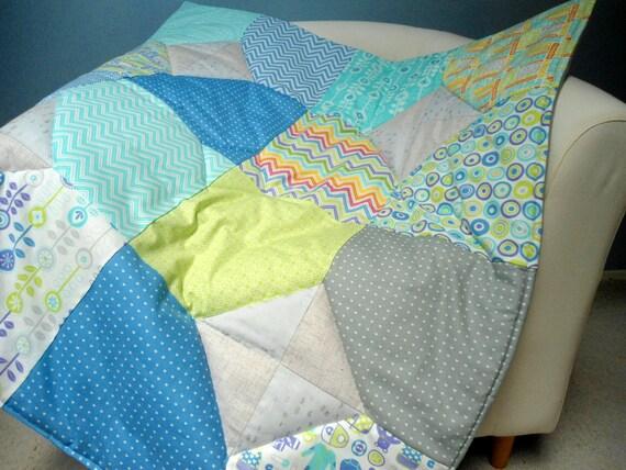 baby play mat padded floor blanket by sewthoughtfulblanket