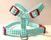 Dog Harness - Traditional or Step-In - Available in all fabrics listed in shop