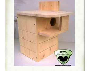 Squirrel Nesting Box