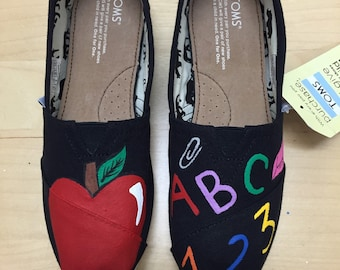 Teacher TOMS (option 1)