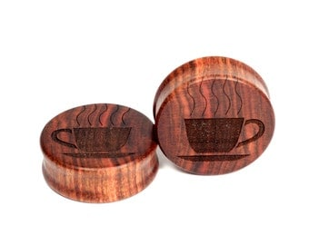 Handmade Coffee Chechen plugs