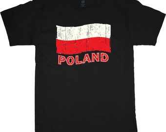 Men's T-shirt - Poland - Polish flag t-shirt - Polish pride