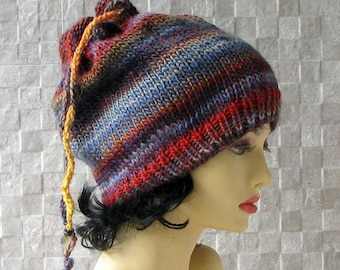 Hats for women, Hand Knitted Womens Slouchy Beanie Perfect Accessory for her