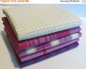 Loominous by Anna Maria Horner for frespirit fabrics- Purple Bundle