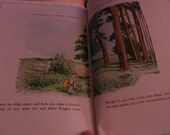 classic book in color tell me a story mommy milne house at pooh corner read it 2 me like new 1991signed grandma grandpa