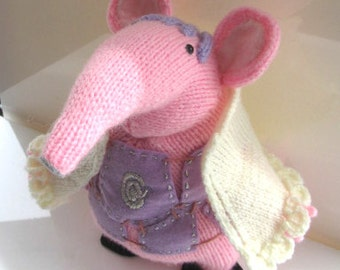 """Hand Knitted """"Granny"""" Clanger * Made to Order *"""