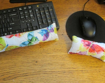 Butterfly Wrist Rest, Mouse Wrist Support, Keyboard Wrist Rest