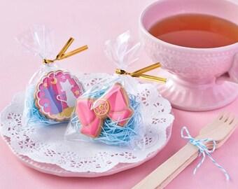 Kawaii Sailor Moon Limited Edition Cookie Keychain Charms