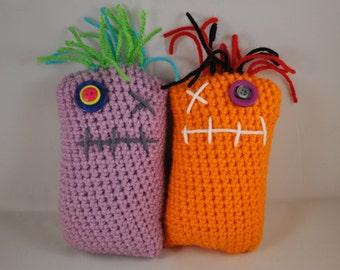 Crochet Monster Buddies