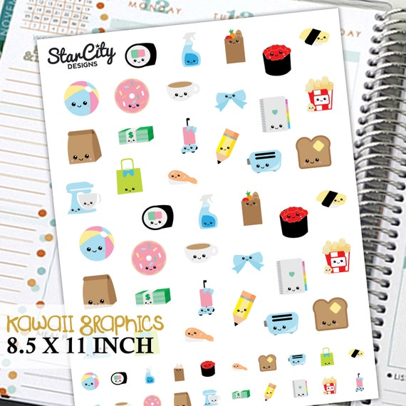 how to create a printable file for stickers