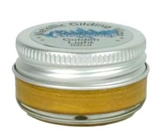 Creative Expressions Metallic Gilding Wax - Golden Light