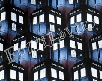 Doctor Who Tardis Pillowcase Dress MADE TO ORDER