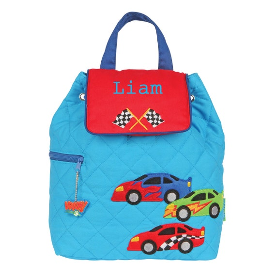 Race Car Toddler Backpack