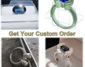 Microband- Custom Ring order for Meg
