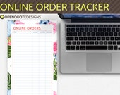 Filofax Inserts, Online Order Tracker, Personal Filofax Personal, Personal Inserts, Filofax Printable Planner
