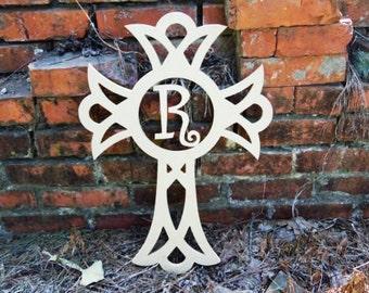 Cross #53 INSERT, DIY, Craft, Wooden