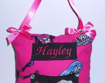 Monster High Tooth Fairy Pillow