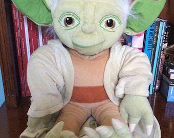 Star Wars Yoda Plush Stuff Toy