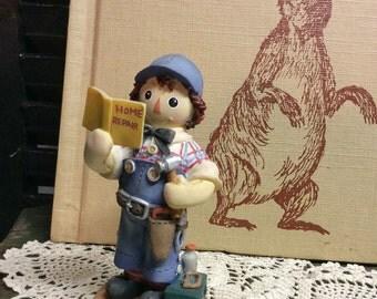 Raggedy Andy Figurine