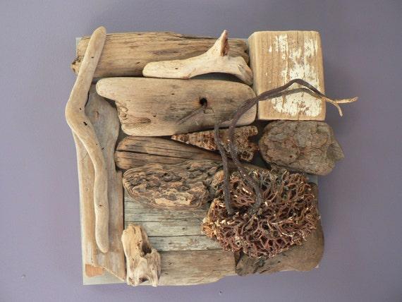 Driftwood art driftwood wall art rustic home decor home for Driftwood wall decor