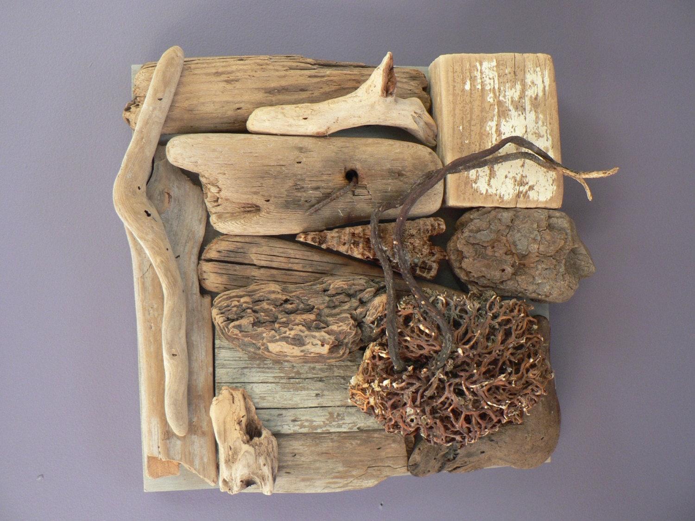 Driftwood art driftwood wall art rustic home decor home for Driftwood wall