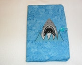 Shark tablet cover/case fits the Kindle Fire HD,  Samsung Galaxly 3 and 4 , Nexus 7,  Noria 7