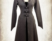 Redingote Annabelle clothing vest - Steampunk coat for LARP, victorian costume and cosplay
