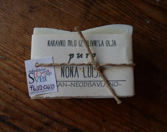 puro NATURAL OLIVE OIL soap
